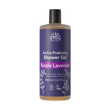 Urtekram Shower Gel Purple Lavender sprchový gél 500 ml