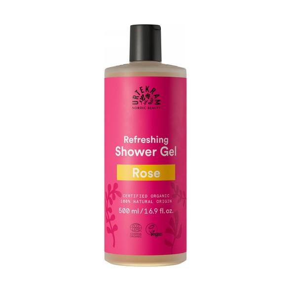 Urtekram Shower Gel Rose sprchový gél 500 ml