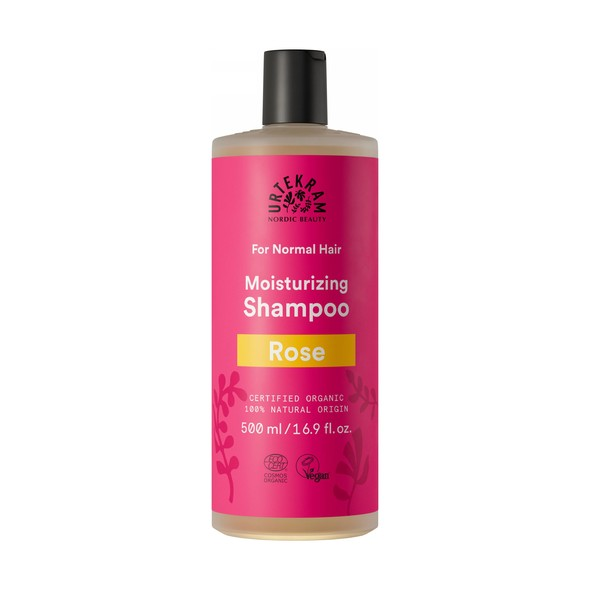 Urtekram Shampoo Rose šampón na vlasy 500 ml