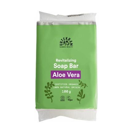 Urtekram Soap Bar Aloe Vera týhé mydlo 100 g