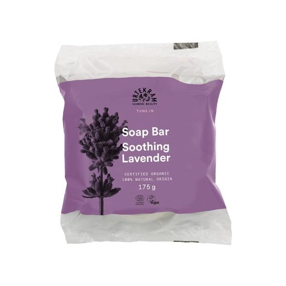 Urtekram Soap Bar Purple Lavender tuhé mydlo 175 g