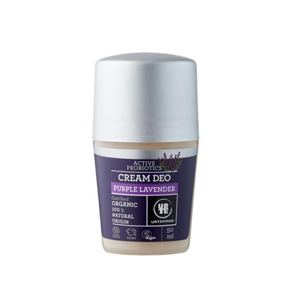 Urtekram Cream Deo Purple Lavender dezodorant 50 ml