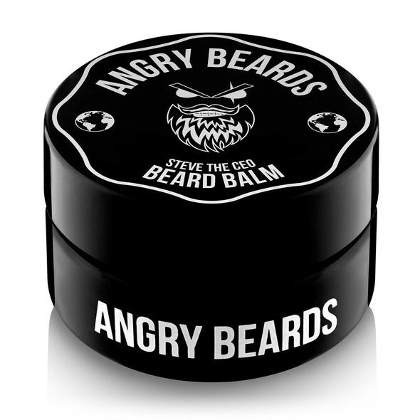 Angry Beards Balm Steve the CEO balzam na fúzy 30 ml