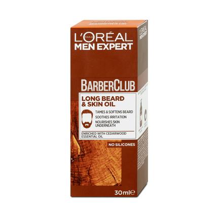 L'Oréal Men Expert olej pre bradu a pleť 30 ml