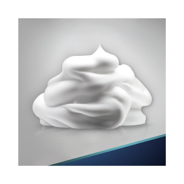 Gillette Foam Series Sensitive pena na holenie 250 ml