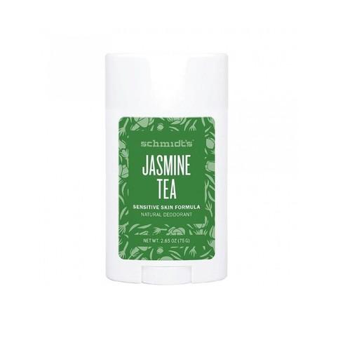 Schmidt's Jasmine + Tea tuhý dezodorant 58 ml