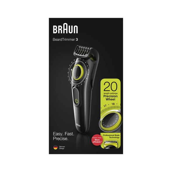 Braun BT3221 zastrihávač fúzov
