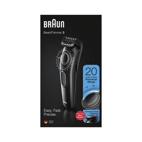 Braun BT3222 zastrihávač fúzov