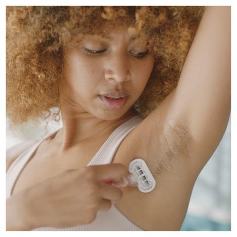 Gillette Venus Platinum Rosegold holiaci strojček + 3 hlavice