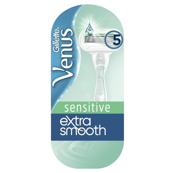 Gillette Venus Extra Smooth Sensitive holiaci strojček