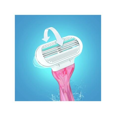 Gillette Venus Sensitive jednorázové holítka 4+2 ks