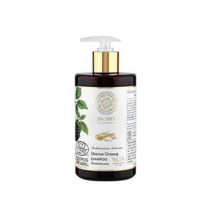 Flora Siberica Siberian Ginseng šampón 480 ml