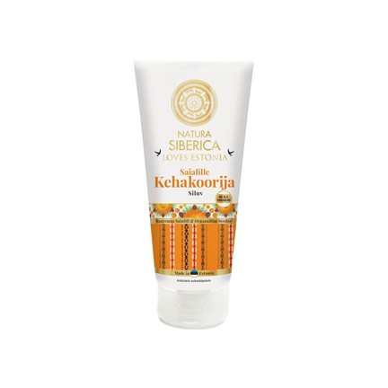 Natura Siberica Loves Estonia telový peeling 200 ml