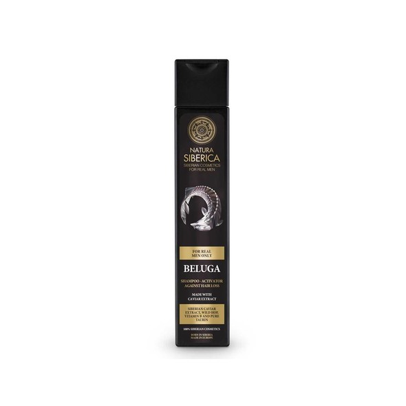 Natura Siberica For Men Shampoo Beluga šampón 250 ml