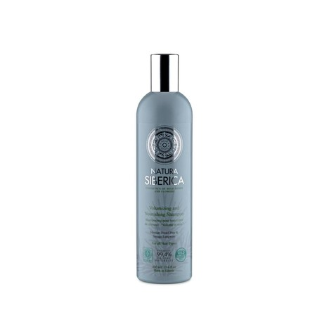 Natura Siberica Shampoo for all hair types šampón 400 ml