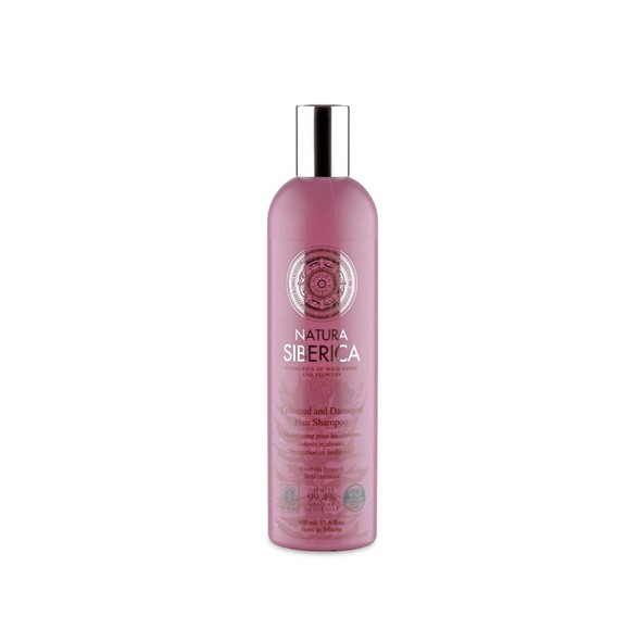 Natura Siberica Shampoo for damaged hair šampón 400 ml