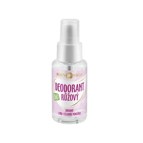 Purity Vision Rose dezodorant 50 ml