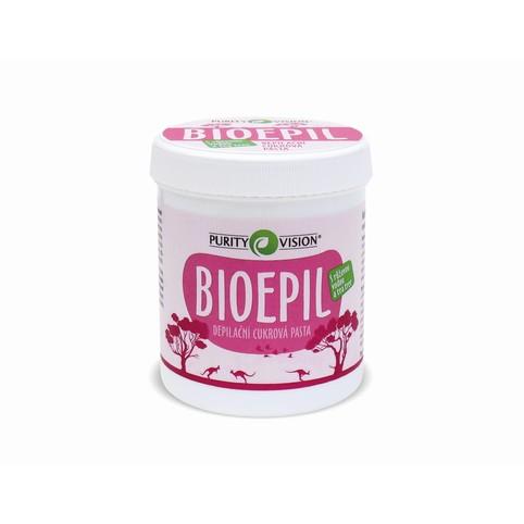 Purity Vision Bioepil depilačná cukrová pasta 400 g