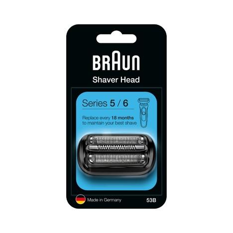 Braun CombiPack 53B brit + fólia