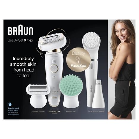 Braun Silk-épil 9 Flex 9300 epilátor