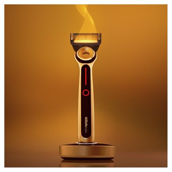 Gillette Labs Heated Razor holiaci strojček