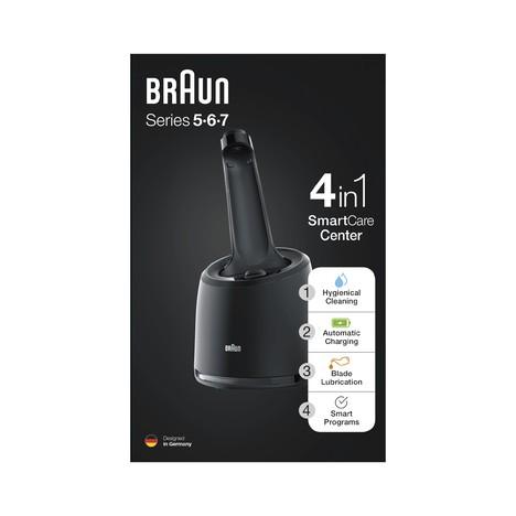 Braun SmartCare Center 4in1 čistiaca stanica