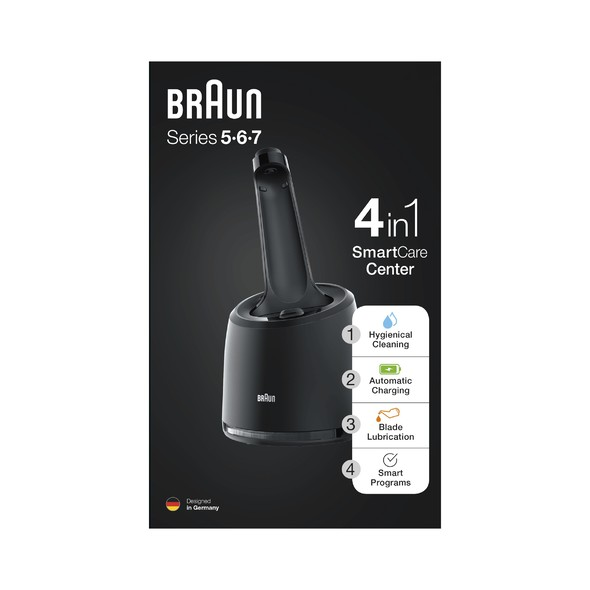 Braun SmartCare Center 4in1 čistiaca stanica