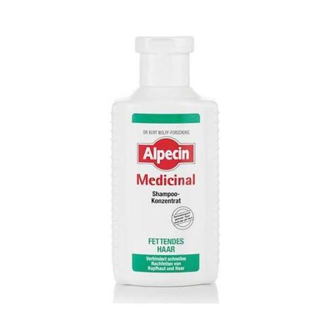 Alpecin Medicinal Shampoo Concentrate Oily Hair šampón na vlasy 200 ml