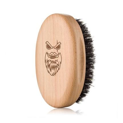 Angry Beards Gentler Brush kefa na fúzy