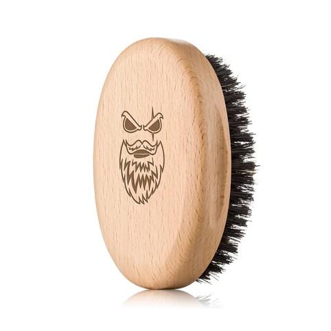 Angry Beards Harden Brush kefa na fúzy