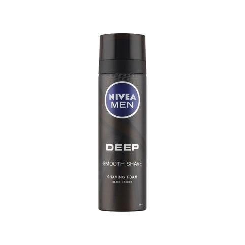 Nivea Men Deep  pena na  holenie 200 ml