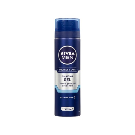Nivea Men Protect&Care gél na holenie 200 ml