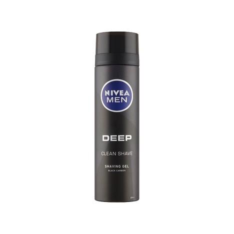 Nivea Men Deep gél na holenie 200 ml