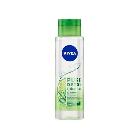 Nivea Pure Detox Micellar šampón na vlasy 400 ml