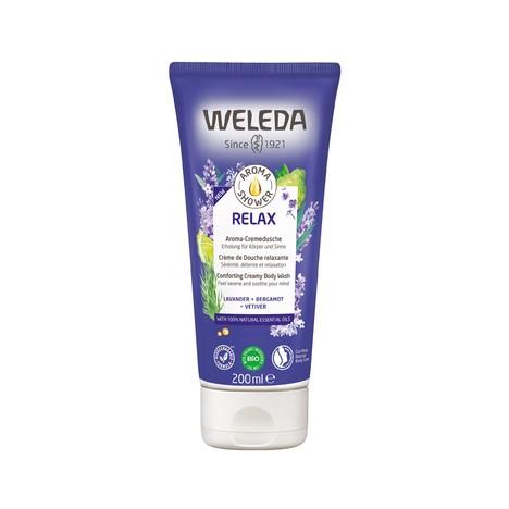 Weleda Aroma Shower Relax sprchový gél 200 ml