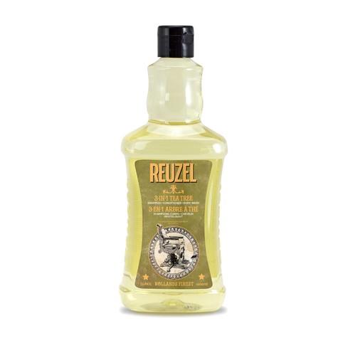 Reuzel 3in1 Tea Tree šampón 1000 ml