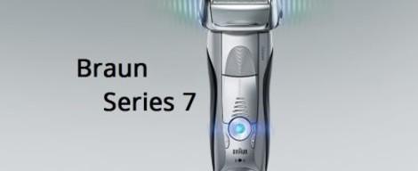 Pomôžeme Vám s výberom holiaceho strojčeka Braun Series 7