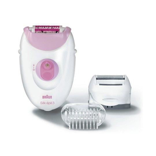 Braun Silk épil 3-3270 SoftPerfection epilátor