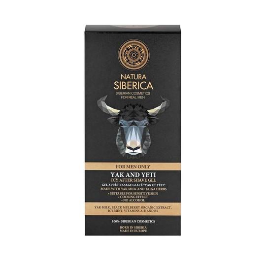 Natura Siberica For Men Yak And Yeti gél po holení 150 ml