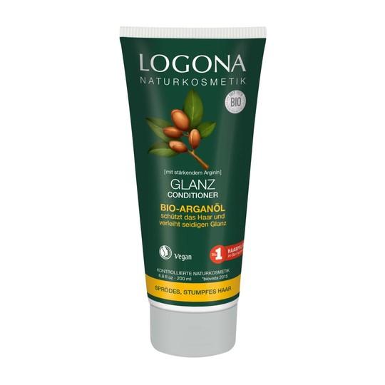 Logona Shine Argan kondicionér 200 ml