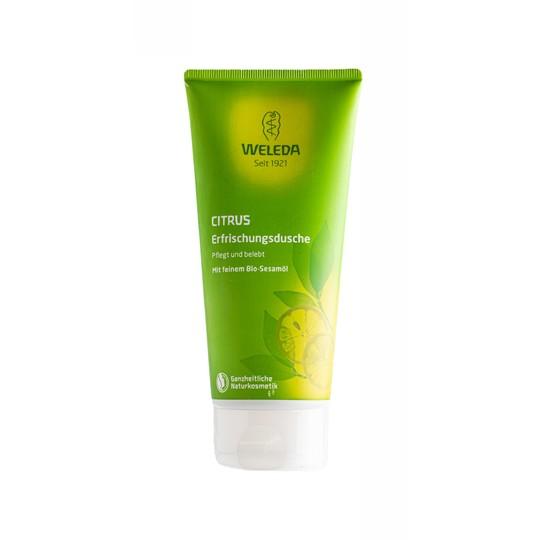 Weleda Body Wash Citrus sprchový krém 200 ml