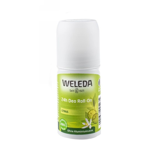 Weleda Citrus Roll-on dezodorant 50 ml