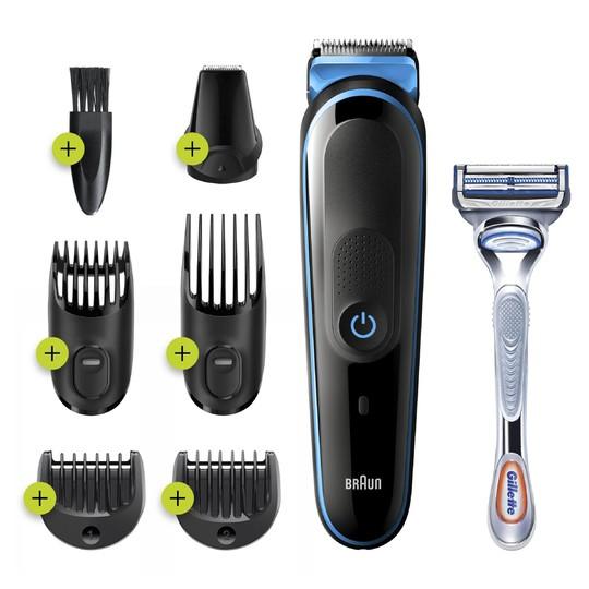 Braun MGK3242 zastrihávač vlasov a fúzov