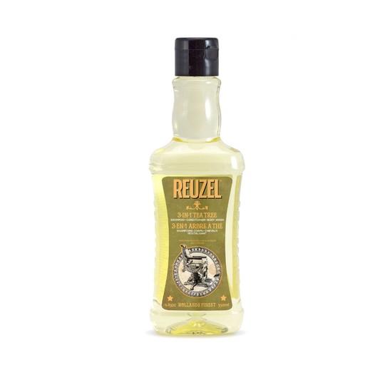 Reuzel 3in1 Tea Tree šampón 350 ml