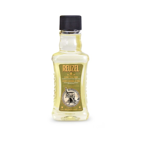Reuzel 3in1 Tea Tree šampón 100 ml