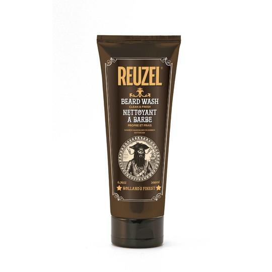 Reuzel Clean & Fresh šampón na fúzy 200 ml