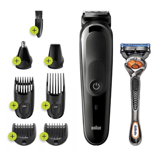 Braun MGK5260 zastrihávač vlasov a fúzov