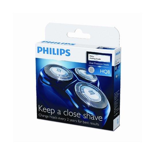 Philips Dual Precision HQ8/50 holicí frézky 3 ks