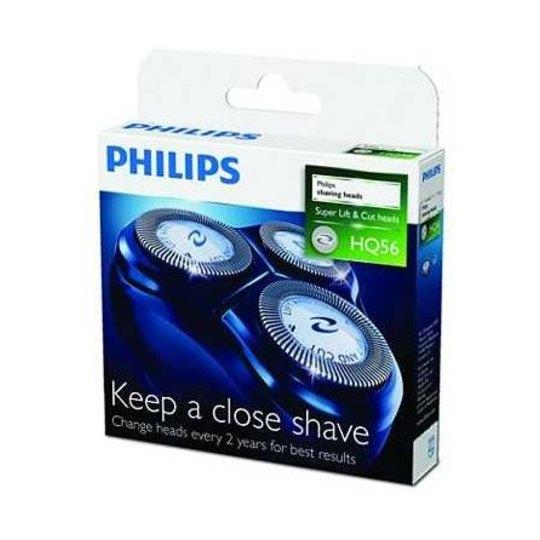 Philips holiaci frézky HQ56/50, 3 ks