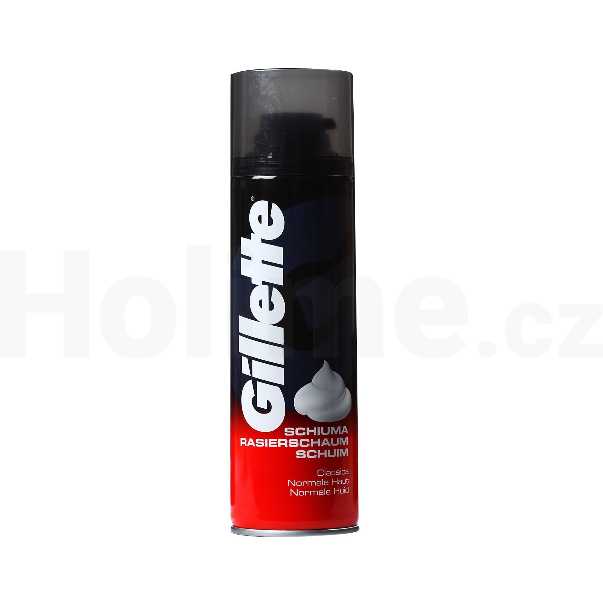 Gillette Regular pena na holenie 300 ml